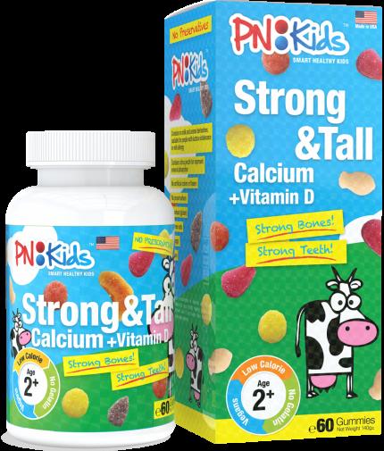 Kẹo dẻo vitamin cho bé - PNKids sản phẩm tuyệt vời 4