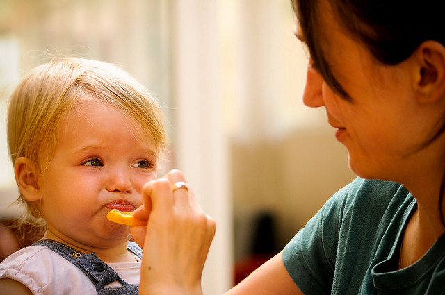 Trẻ biếng ăn - Nguyên nhân và cách khắc phục2