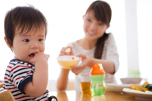 Trẻ biếng ăn - Nguyên nhân và cách khắc phục4
