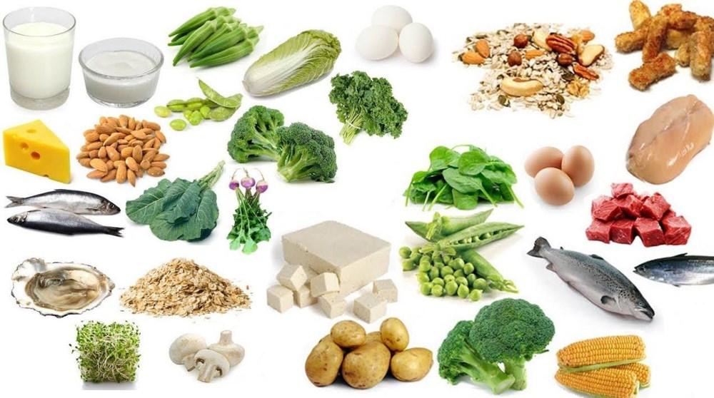 các loại thực phẩm giúp bổ sung canxi cho trẻ